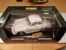 Bburago 1/18 Porsche 356B Coupe (1962) weiß mit Box