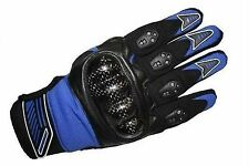 Kevlar Motocross and Off Road Gloves with Hard Armour