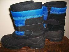 Itasca boys kids rubber winter boot girls duck zip 3 waterproof insulated snow