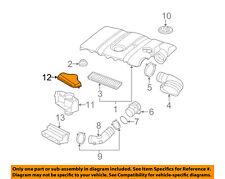VW VOLKSWAGEN OEM Air Cleaner Intake-Inlet Duct Tube Hose Cover 1K0805965C9B9