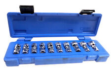 Cornwell Blue Power 10pcs METRIC Universal Socket Set
