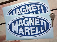 MAGNETI MARELLI 8in 200mm OVALE corse di Rally Adesivi Auto