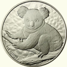 Koala 2009 Australien 1 Dollar 1 Unze Silber ST / BU