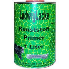 Kunststoffprimer  1 LITER  Grundierung für Autolack Stossstangen usw. FreiHaus