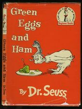 Seuss: Green Eggs and Ham - HB/DJ Early (1960)