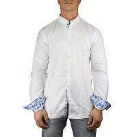 Manuel Ritz Camicia Uomo col.Bianco taglie varie |-45% OCCASIONE |