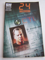 IDW COMICS  , 24 UNDERGROUND , IN ENGLISH N° 24 DE 2014 .