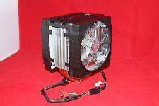 CPU Cooler, Cooler Master V6. With 6 Copper Pipes. Red LED.