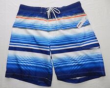 MENS blue swimwear beach lifeguard SHORTS=SONOMA=NEW $40=SIZE XL xlarge = cs59