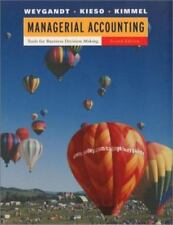 Managerial Accounting: Tools for Business Decision Making-ExLibrary