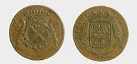s835_37) MEDAL Jeton  France  Comitia Burgundiae 1710