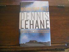 MOONLIGHT MILE by Dennis Lehane, SIGNED 1st ed/1st printing (2010, Hardcover)