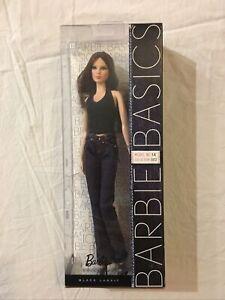 BARBIE BASICS DOLL MODEL NO 14 COLLECTION 002 BLACK LABEL 2010 MATTEL T7737 NRFB