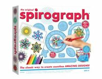 Spirograph ~ The Original Spirograph With Markers ~ 30+ Piece Drawing Set
