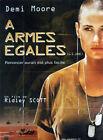 Affiche 120x160cm A ARMES ÉGALES /G.I. JANE (1998) Ridley Scott - Demi Moore TBE