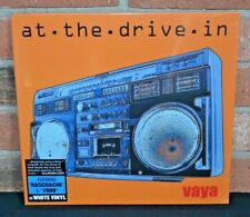 "AT THE DRIVE IN - Vaya, Limited WHITE COLORED VINYL 10"" New & Sealed!"