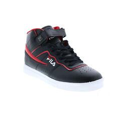 Fila Vulc 13 верхнего блока 1FM01164-014 мужские черные синтетические повседневные кроссовки