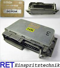 Steuergerät ABS BOSCH 0265100039 Opel Calibra Kadett Vectra WH