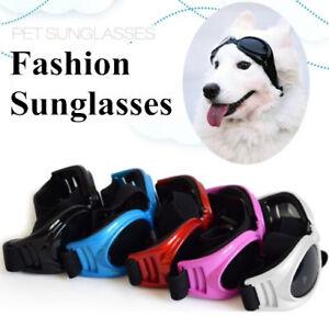 Fashion Pet Goggles UV Protection Sunglasses for Large Medium Dog Eye Wear