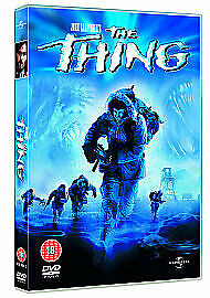 The Thing (DVD 1982) NEW AND SEALED UK REGION 2 KURT RUSSELL