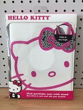 Hello Kitty iPad Portfolio Case with Stand