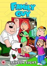 Family Guy Season 8 (DVD, 2009, 3-Disc Set) FREE SHIPPING