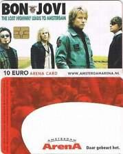 Arenakaart A095-01 10 euro: Bon Jovi