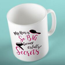 MEAN GIRLS TV SERIES Mug Cup My hair is so big .. for Birthday Gift