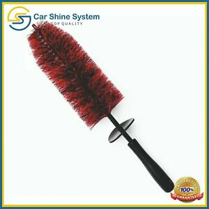 K2 Scepter Alloy Wheel Brush BARREL BRUSH High Quality Extra soft long
