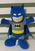 BATMAN BLUE BATMAN PLUSH  26CM DC COMICS DC SUPER FRIENDS CHARACTER TOY!
