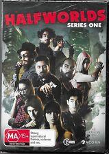 Halfworlds: Series 1 Dvd New Region 4 Free Post