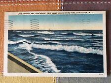 Lake Ontario & Lighthouse, Fair Haven, New York