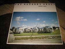 """Vintage 1979 Pat Metheny Group- """"American Garage"""" LP- Warner Bros. (ECM-1-1155)"""