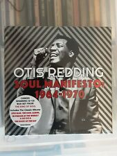 OTIS REDDING - SOUL MANIFESTO1964-1970 12 CD NEW