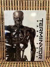 Terminator 6: Dark Fate - Steelbook (2020)Schwarzenegger/James Cameron.NO Discs.