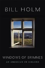 The Windows of Brimnes: An American in Iceland-ExLibrary
