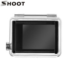 LCD BacPac External Display Viewer+Rear Screen Case f GoPro Hero 3 Black&Silver