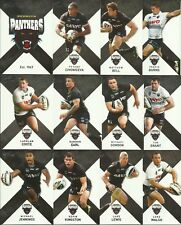 2011 NRL select STRIKE PENRITH PANTHERS COMMON BASE TEAM SET 12 CARDS