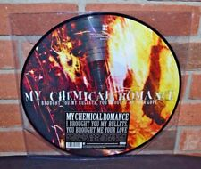 """MY CHEMICAL ROMANCE - I Brought You My Bullets, YBMYL Ltd 12"""" PICTURE DISC New!"""