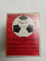 Collectible Whisky Soccer Ball World Cup Finals Italy 1990 Commemorative Vintage