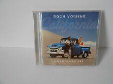 "Roch Voisine album cd ""California Americana 3""    comme neuf"