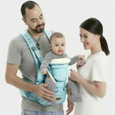 Sunveno Ergonomic Baby Carrier 360 Style Breathable Baby Infant Backpack