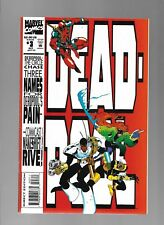 DEADPOOL: THE CIRCLE CHASE #3 - COMMCAST MAKESHIFT RIVE! - (7.0) 1993