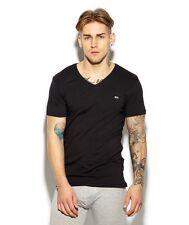 Diesel V Neck Singlepack T-Shirts for Men