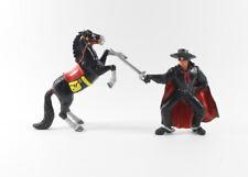 Zorro + Pferd === 2 Figuren