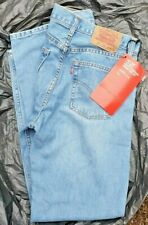 Mens New With Tags Levis Red Tab 521 Jeans 32 Waist
