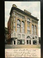 Vintage Postcard>1908>Grand Opera Building>Atlanta>Georgia