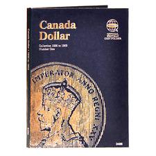 """WHITMAN"" CANADA DOLLAR 1935-1952 #1 FOLDER NEW WITH FREE SHIPPING!!"