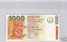 HONG KONG STANDARD CHARTERED BANK 1 000 DOLLARS 1.7.2003 N° AY456570 PICK cf 295