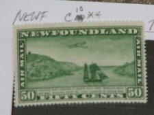 CANADA, NEWFOUNDLAND, SCOTT# C10, MNH